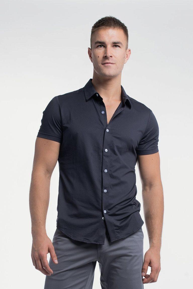 Barbell Apparel Motive Short Sleeve Shirt
