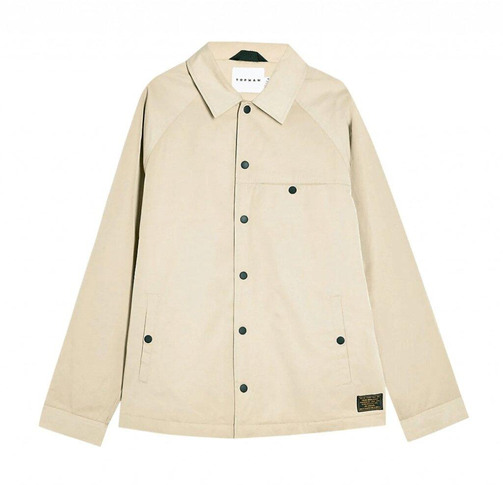 Topman Coach jacket