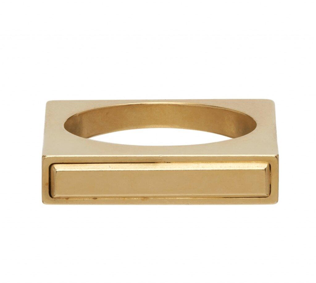 Maison Margiela Gold Ring