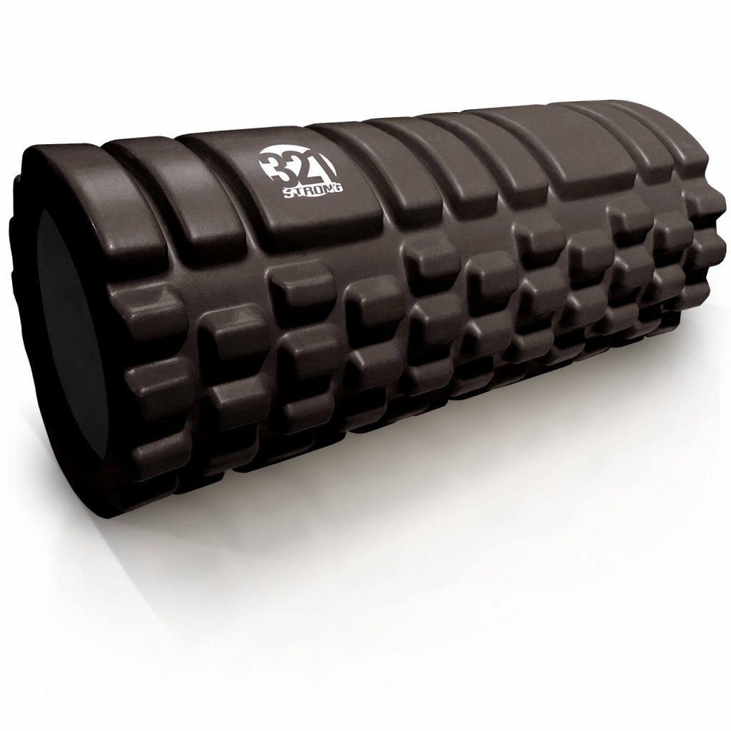 321 Strong Foam Roller, black
