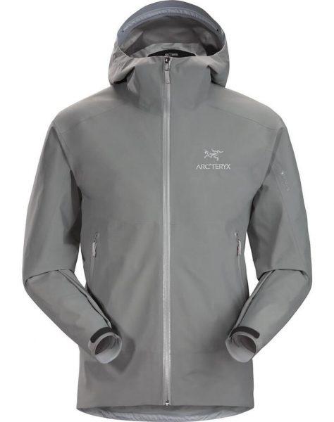 Arc'teryx Zeta Jacket in grey