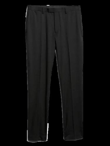 Banana Republic wool dress pants in black
