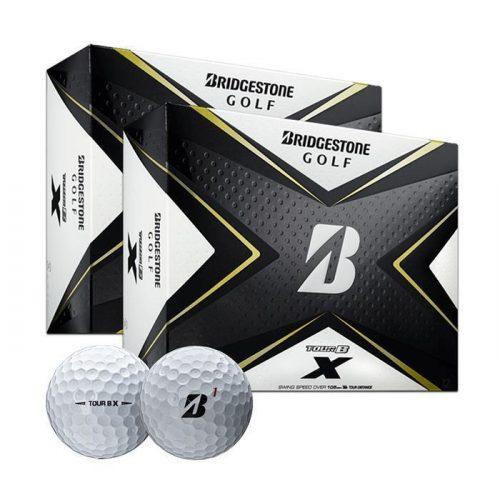 Bridgestone Tour BX golf balls