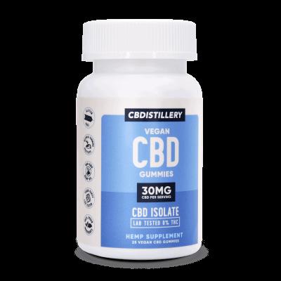 CBDistillery CBD gummies