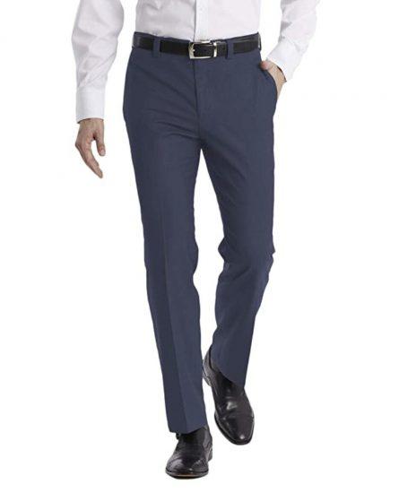 Calvin_Klein_modern_dress_pants_blue