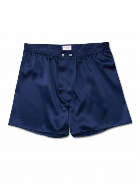 Derek Rose Silk Boxers