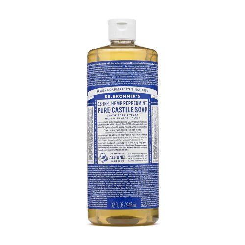 Dr. Bronner's Peppermint Castile Soap