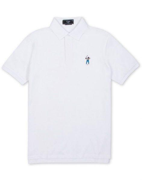Eastside Golf Staple Pro shirt in white
