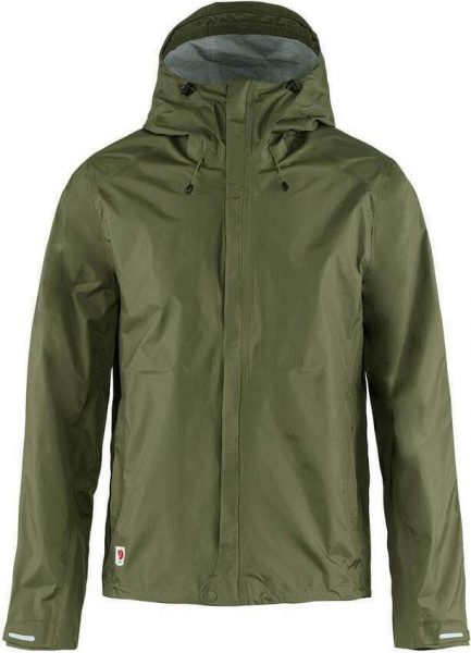 Fjallraven Hydratic Jacket in green