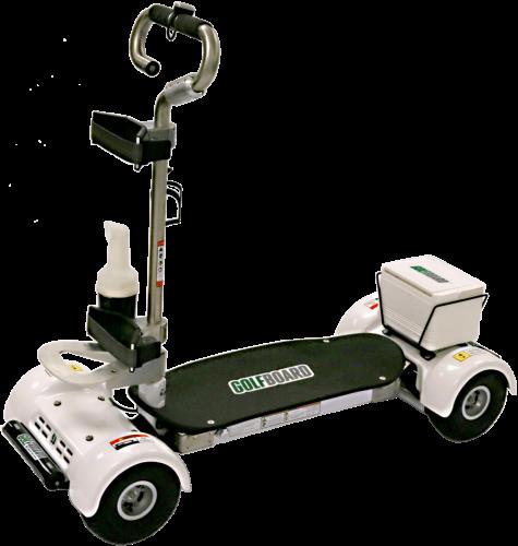 Golfboard electric golf cart