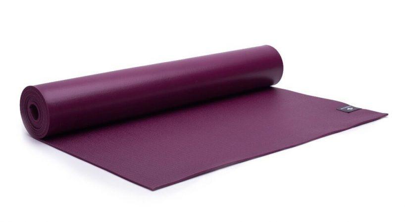 Halfmoon Mighty Yoga Mat in purple