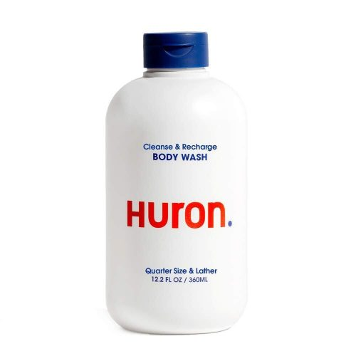 Huron Men's invigorating body wash
