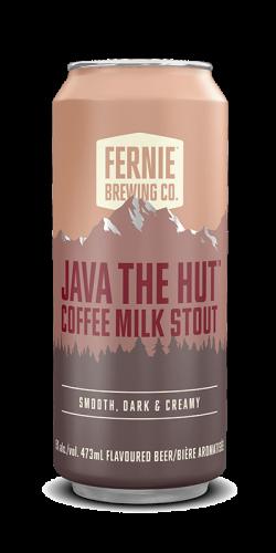 Java the Hut Coffee Milk Stout beer