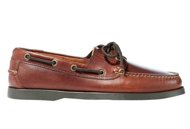 LL Bean Casco Bay Boat Shoes