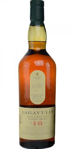 Lagavulin 16-year-old whiskey