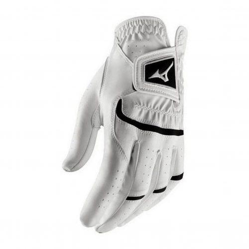 Mizuno Elite golf glove in white