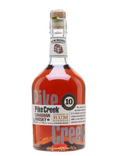 Pike Creek Whiskey