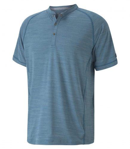Puma EGW Cloudspun Mat Henley golf shirt