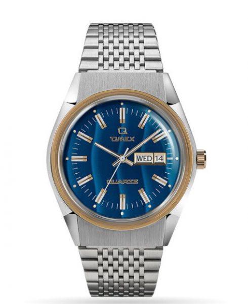 Q Timex Reissue Falcon Eye 38mm Watch