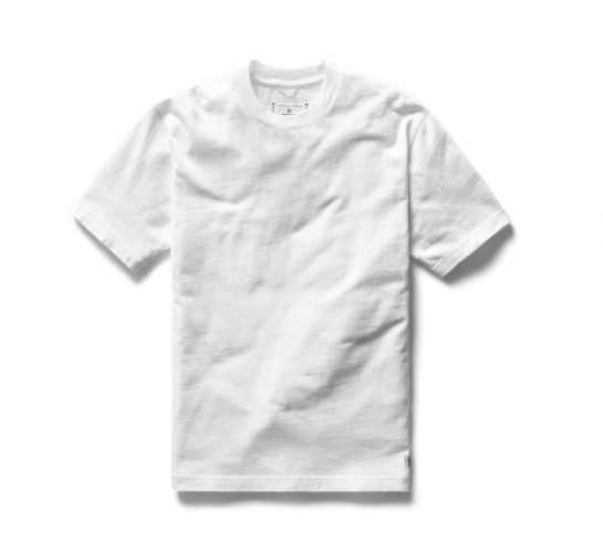 Reigning Champ white t-shirt