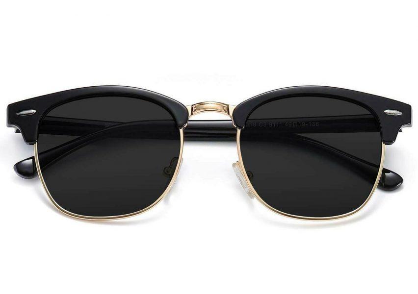Sojos Retro Sunglasses