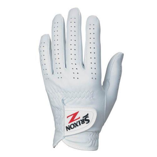 Srixon Premium Cabretta Leather Glove in white