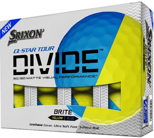 Srixon QStar golf balls