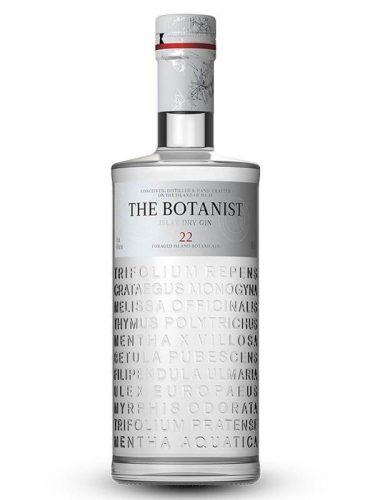 Bottle of The Botanist Islay gin