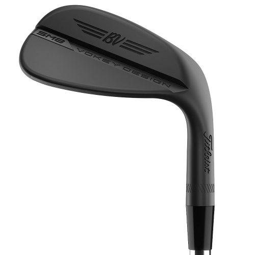 Titleist Vokey SM8 black wedge golf club