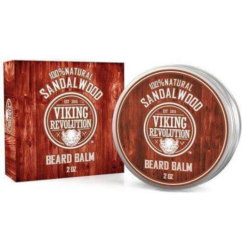 Viking Revolution Sandalwood Beard Balm