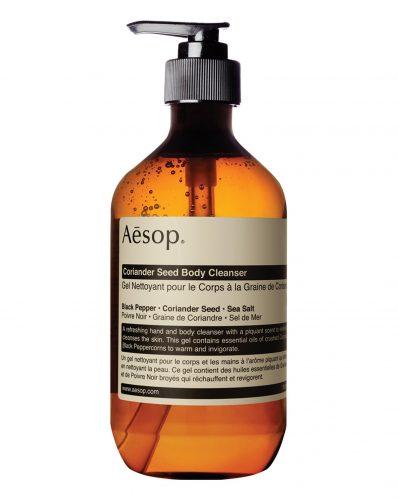 Aesop Coriander Seed body wash