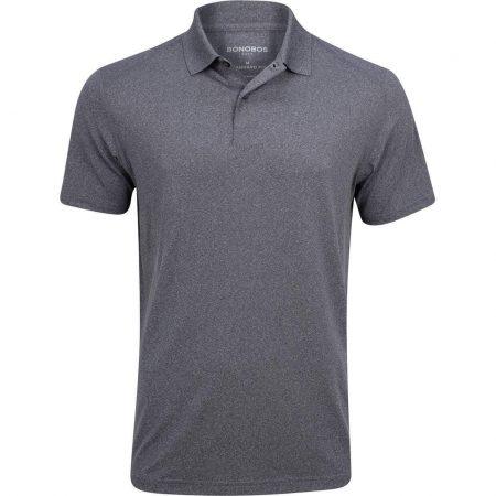 Bonobos M Flex golf shirt in grey