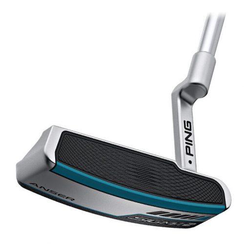 Ping Sigma 2 Anser Platinum golf putter