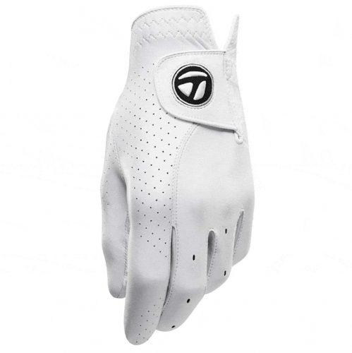 TaylorMade Men?s Tour Preferred Glove in white
